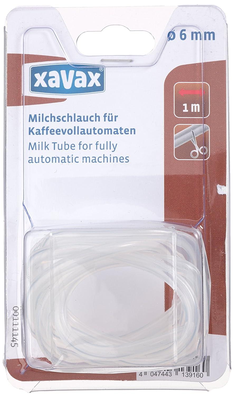 Xavax 00111145 Milk Hose for Coffee Machines 6 mm