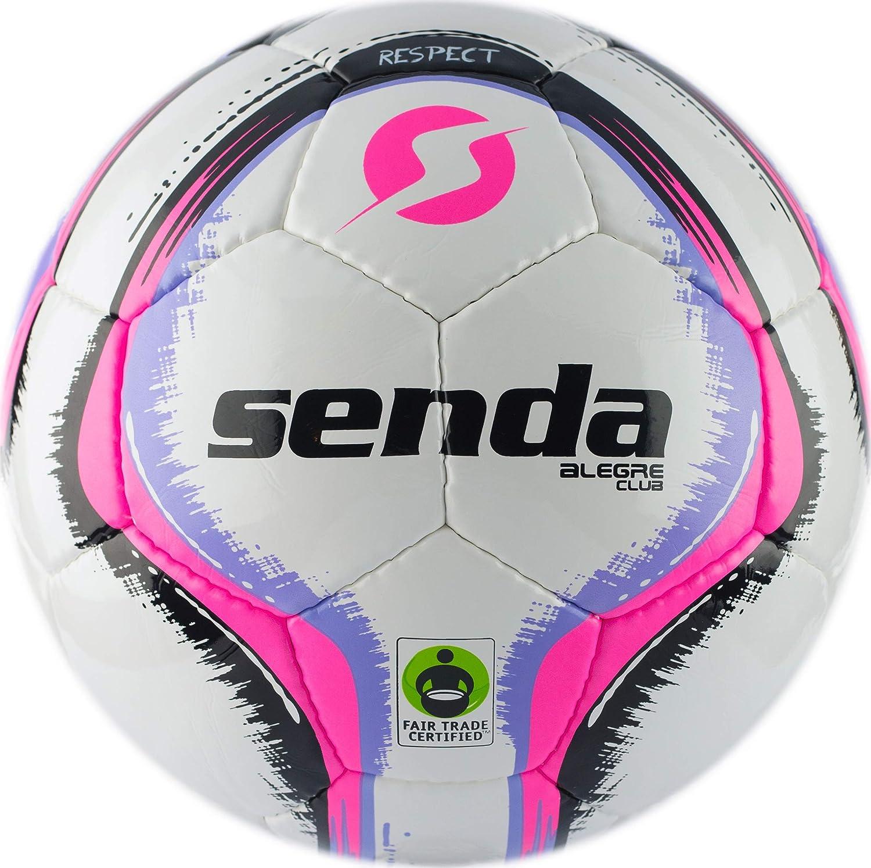Senda Alegre Club - Balón de fútbol, Certificado de Comercio Justo ...