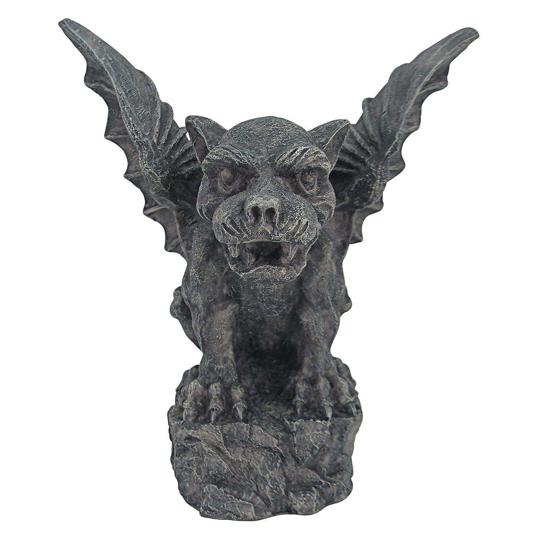 ハロウィンデコレーション 守護神 魔除け フィレンツェのガーゴイル 彫像 置物 ガーデン インテリア 装飾 飾り グッズ B003M0KAA0