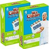 Mr. Limpiar borrador mágico, Estropajo para el baño, 8 unidades, Foaming Bath Scrubber, 8 Ct