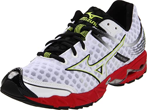 mizuno wave precision 8 white