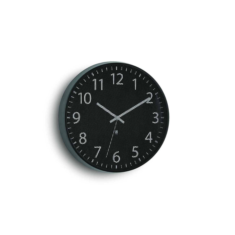 umbra PERFTIME WALL CLOCK(パーフタイム ウォールクロック) ブラック 2118422-040 B00S13Q72Iブラック