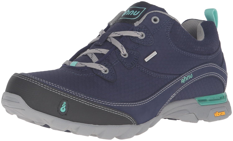 Ahnu Women's W Sugarpine Waterproof Hiking Shoe B018VL6XZA 10.5 B(M) US|Majestic Blue
