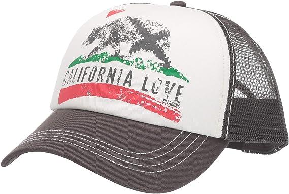 BILLABONG Womens Pitstop Trucker Hat Baseball Cap