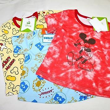 12e65b29e394a Disney(ディズニー) ディズニー ベビー服 子供服 福袋 サイズ80 80サイズ 男の子 Tシャツ