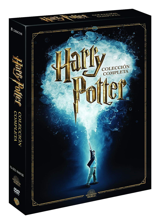 Amazon.com: Harry Potter Colección Completa (Non USA Format ...