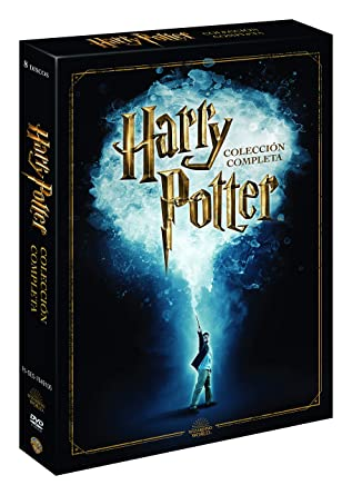Harry Potter Colección Completa Ed19 [DVD]: Amazon.es: Daniel ...