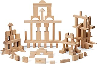 product image for My Best Blocks - Master Builder - Made in USA, 104 Pieces
