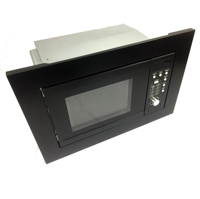 Cookology Integrated Microwave Oven in Black | Built-in IM20LBK 20 Litre