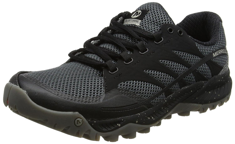 Merrell J91899, Zapatillas de Running Hombre 44.5 EU|Negro (Black)