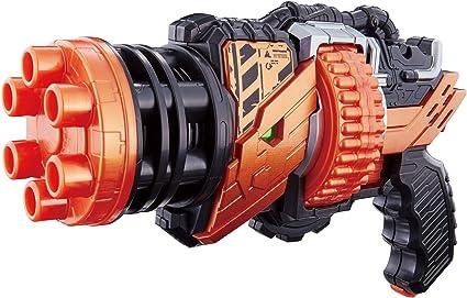 Rider build DX Hawk Gatling full bottle set