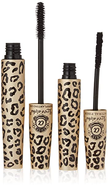 2cd874ec192 3D Fiber Lashes Love Alpha 2 Mascara Sets - LA306 & LA729 Tansplanting Gel  & Natural