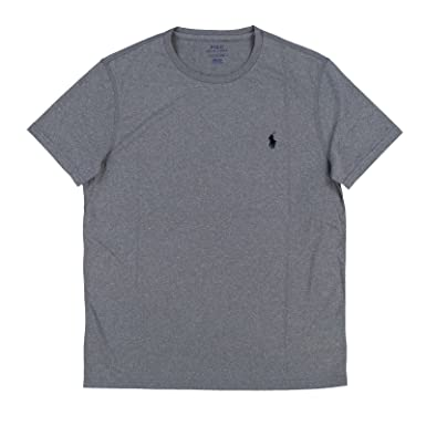 d8a06fdaf Polo Ralph Lauren Mens Performance Short Sleeve T-Shirt at Amazon Men's  Clothing store: