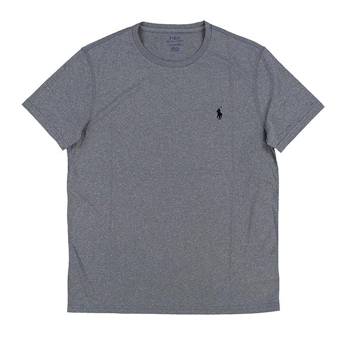 100% authentic b4bf6 687f7 Polo Ralph Lauren Mens Performance Short Sleeve T-Shirt