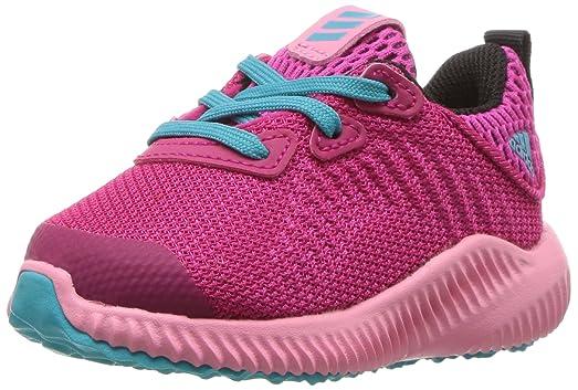 Adidas Performance Kids' AlphaBounce me corriendo zapatos