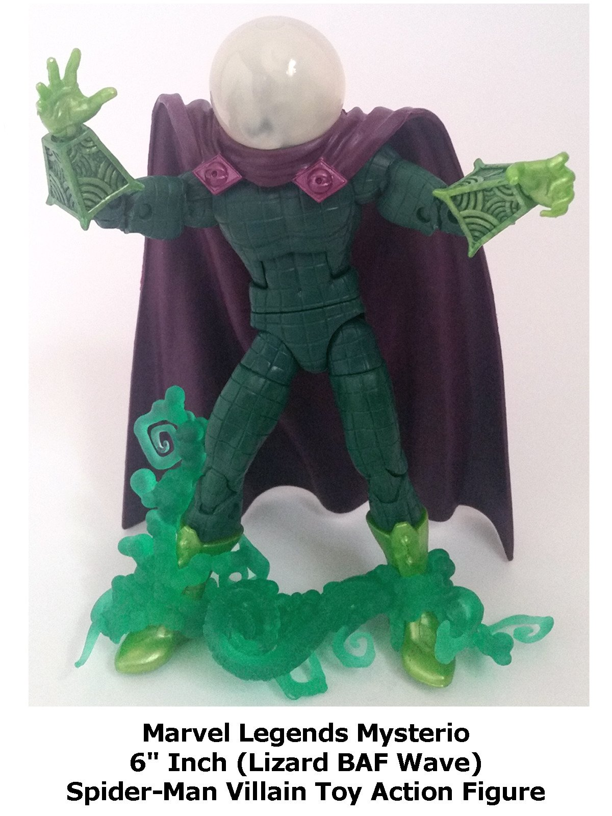 5c622e1588169 Amazon.com.tr: Watch Review: Marvel Legends Mysterio 6
