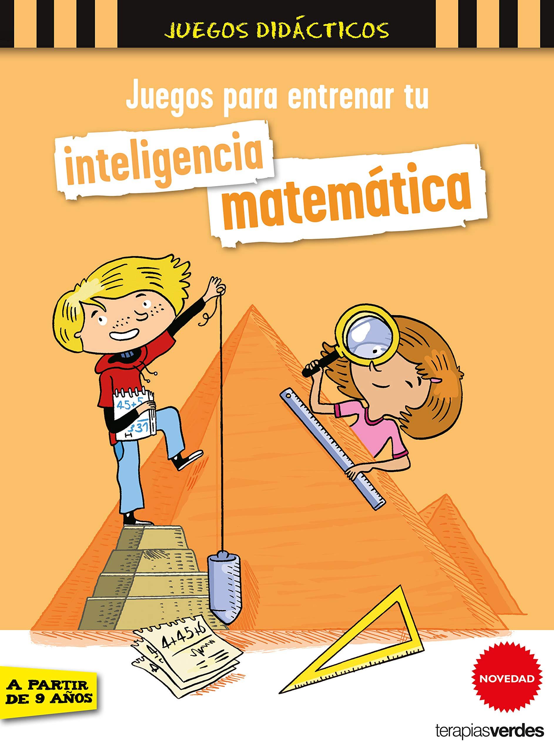 JUEGOS ENTRENAR INTELIGENCIA MATEMATICA Terapias Juegos Didácticos:  Amazon.es: CHRISTIAN LAMBLIN, Nuria Viver Barri: Libros