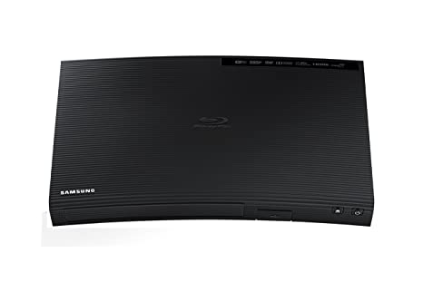 Review Samsung BD-J5700 Curved Blu-ray