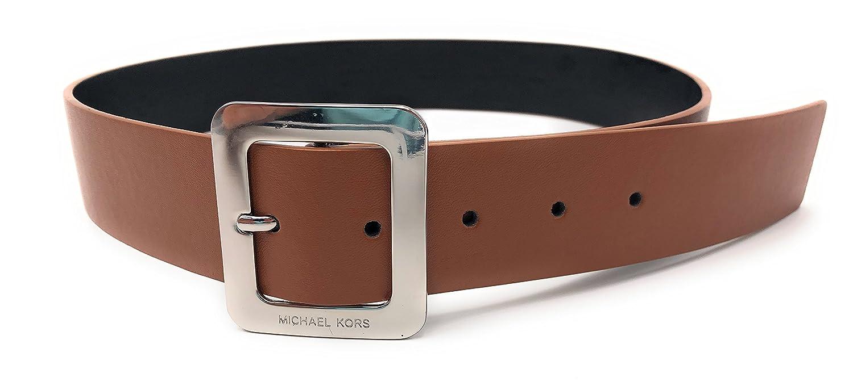 Michael Kors Cintura Donna Marrone marrone S: Amazon.it