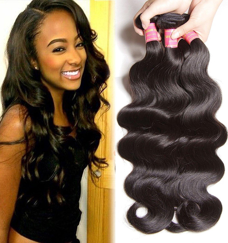 Amazon Beauty Forever Hair Brazilian Virgin Hair Curly Weave 3