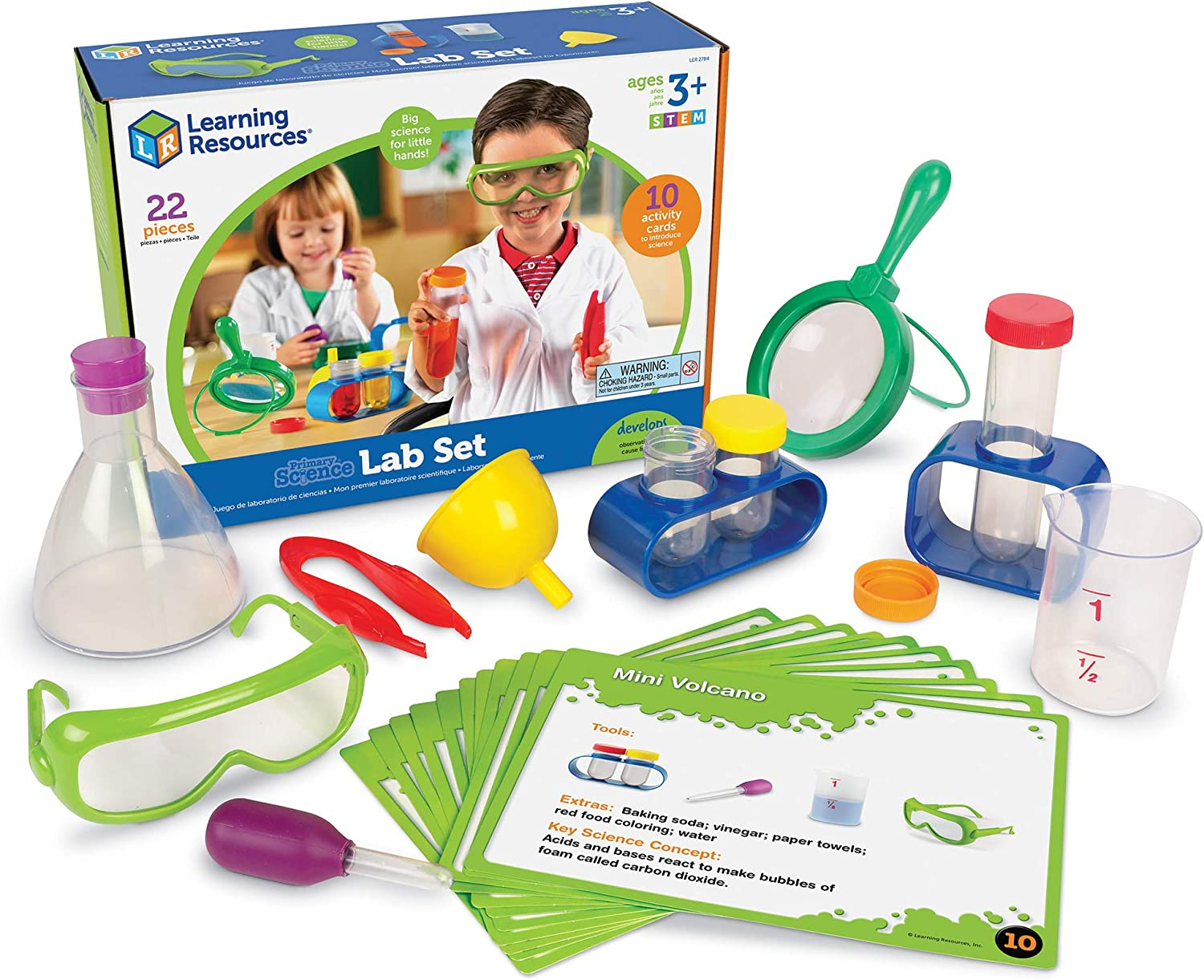 Primary Science Lab Activity Set
