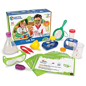 Learning Resources Primary Science Lab
