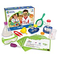 Learning Resources Primary Science Lab Activity Set, 22 Pieces, Ages 3+
