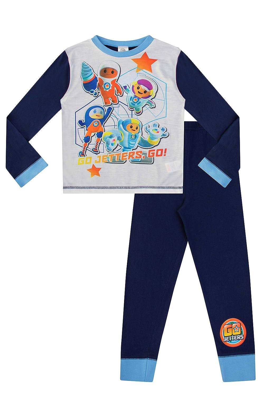 Boys Pyjamas Go Jetters Pjs Foz Kyan Lars Super Hero Team