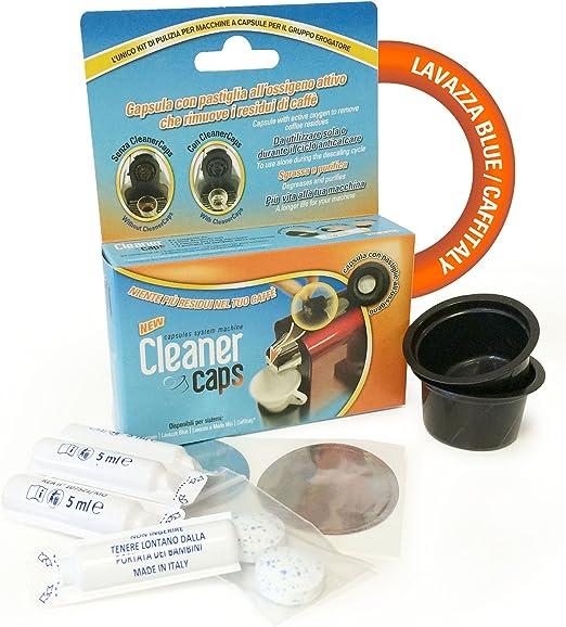 Kit de limpieza completa para dispensadores de cafeteras Caffitaly ...