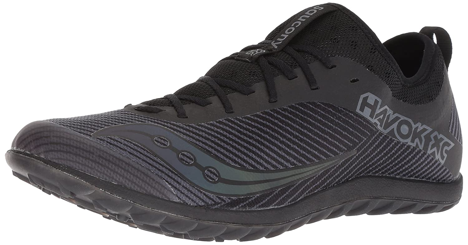 Saucony Men's Havok Xc2 Flat Track Shoe B076TBSD2J 9.5 D(M) US|Black