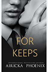 For Keeps (In The Dark Book 1) Kindle Edition