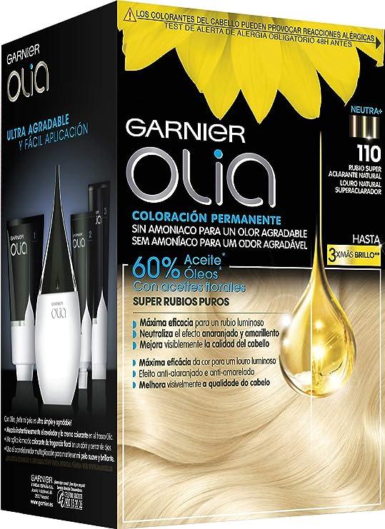Garnier Olia - Coloración Permanente sin Amoniaco, con ...