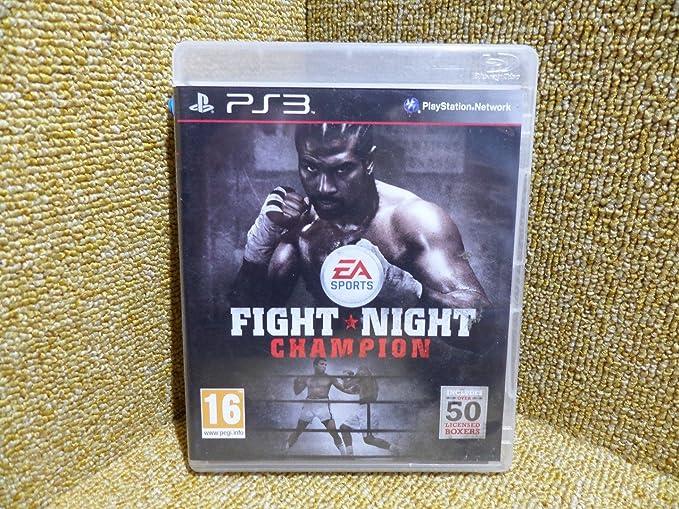 marchi riconosciuti sono diversamente la vendita di scarpe Electronic Arts Fight Night Champion, PS3: Amazon.it: Videogiochi