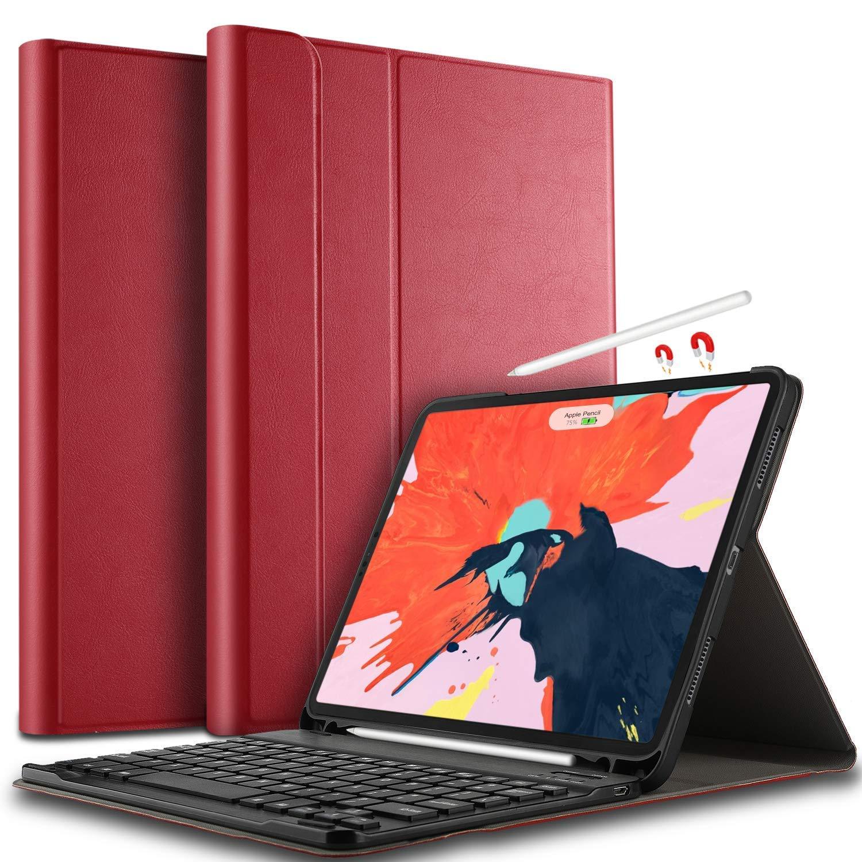 c9e28fea25b7 IVSO Tastatur H ü lle f ü r Apple iPad Pro 11,   QWERTZ Deutsches ...