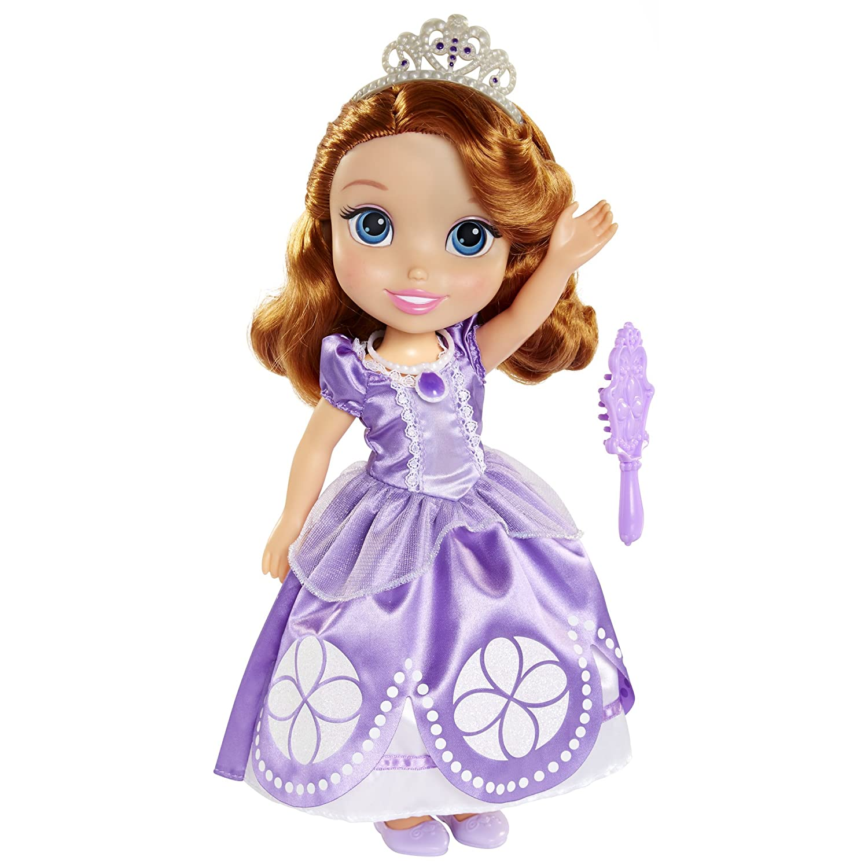 Jakks Pacific Inc. Sofia die Erste - Puppe: Amazon.de: Spielzeug
