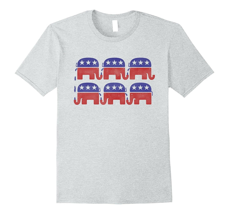 dfcd1af854 Elephant Poop Democrat Humor Shirt for Funny Liberals-CD – Canditee