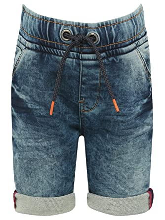 M/&Co Baby Boys Jersey Shorts Two Pack
