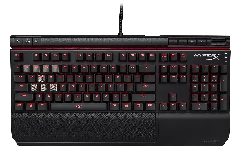 hyperX mechanical keyboard