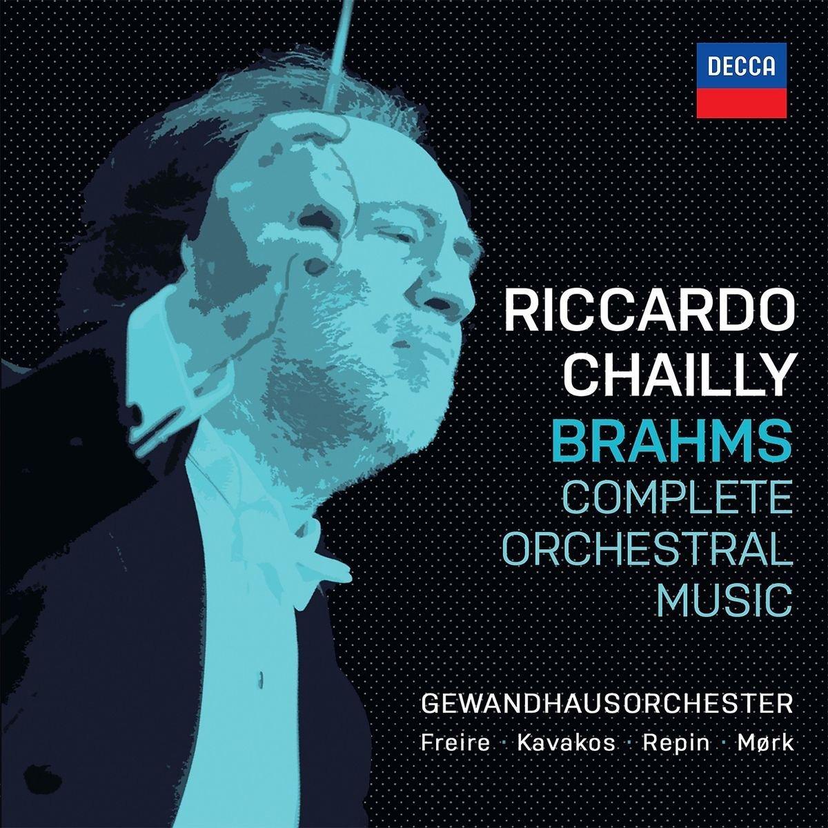 Brahms: Complete Orchestral Works [7 CD]