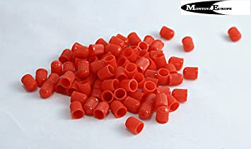 blue Trucks DDG EDMMS Colorful Plastic Tyre Valve Dust Caps for Car 50pcs Motorbike Bike and Bicycle