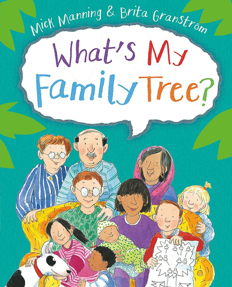 Download What's My Family Tree? pdf epub