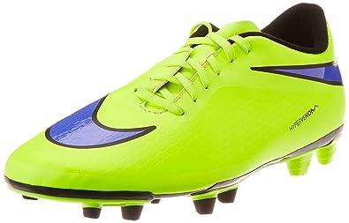 Nike Men\u0027s Hypervenom Phade Fg Volt,Persian Violet,Hot Lava,Black Football  Boots