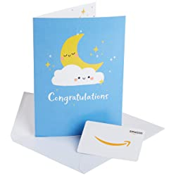 Congratulations Baby Greeting Card link image