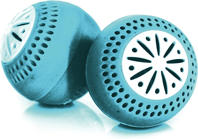 Easy Make kb5657 – Juego de 2 Bola Anti olores para Nevera ...