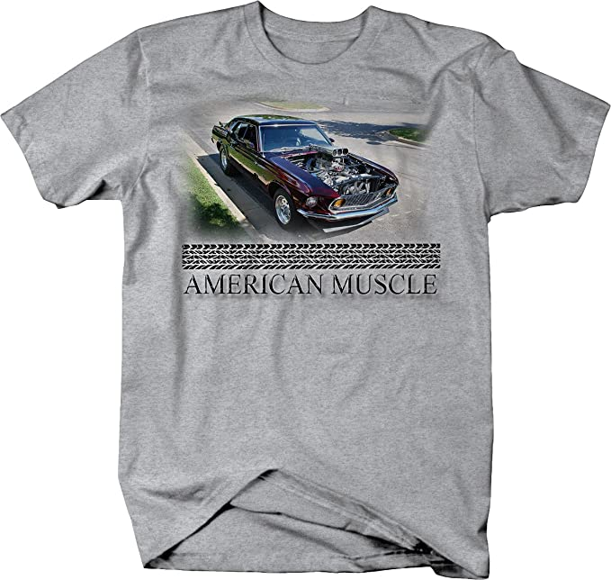 Amazon com: American Muscle Ford Mustang Fast Racing Blower