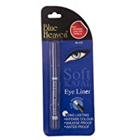 Blue Heaven Soft Kajal Eyeliner, Blue, 0.31g