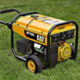 Cat RP7500E Gas Powered Portable Generator with