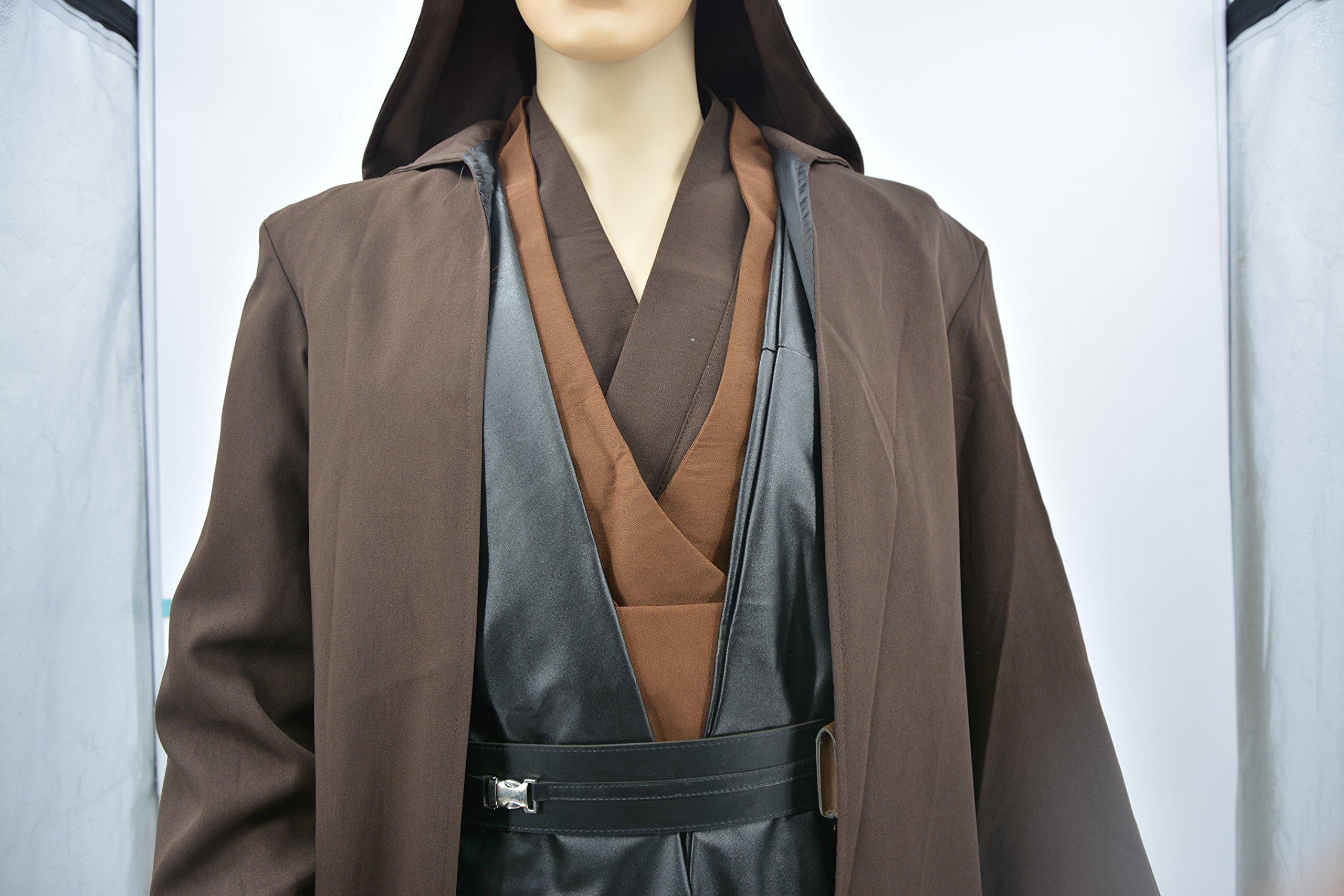 hideaway Star Wars Adult Deluxe Anakin Skywalker Costume [ Size : M, L, XL ] Cosplay (XL) by hideaway (Image #4)