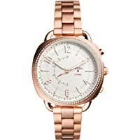Fossil Hybrid Smart Watch - Q Accomplice Stainless Steel