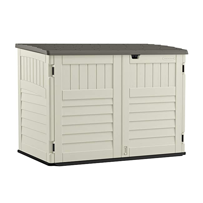 Suncast Stow-Away Storage Shed